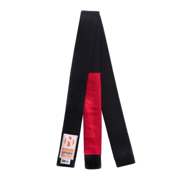 BJJ-banden Nihon voor volwassenen | zwart | maat 320