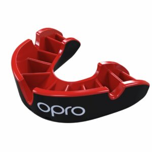 Gebitsbeschermer voor (vecht)sport OPRO | zilveren kwaliteit