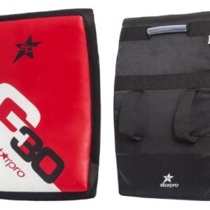 Trapkussen Starpro G30 | rood-wit-zwart