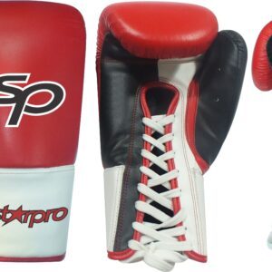 "Pro Fight lace Gloves ""Layered Foam"" 14 oz"