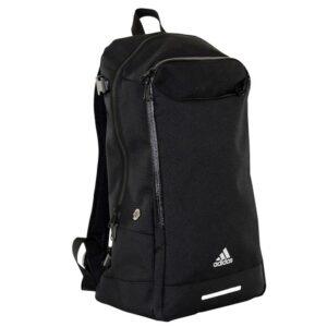 Adidas rugzak voor je trainingsspullen | zwart-wit