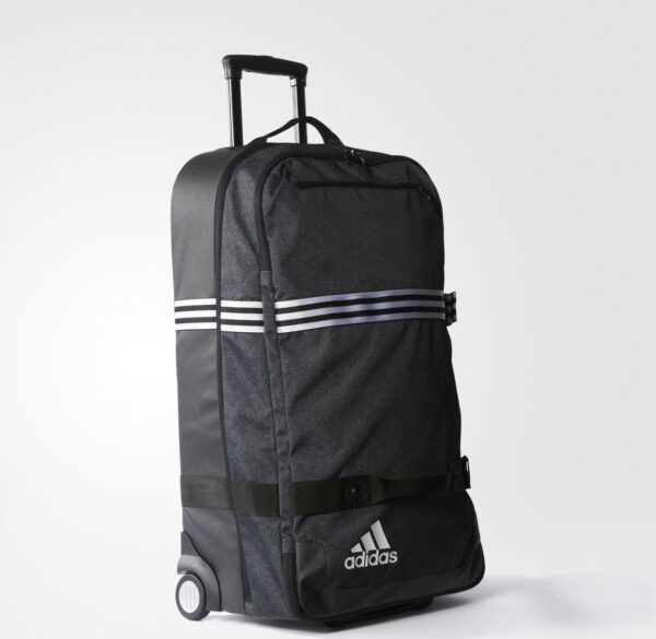 Adidas trolley XL | zwart