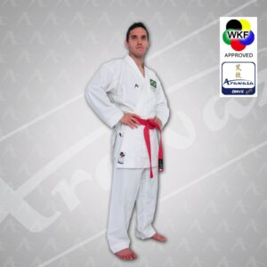 Kumite-karatepak Onyx Evolution Arawaza | WKF-approved
