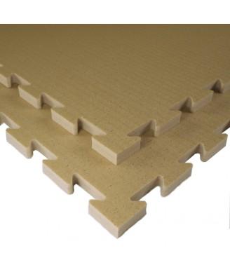 Puzzelmat voor sport & spel Tatamix | 2 cm | kurk-zandkleur