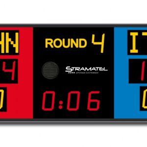 CBF Scoreboard Boxing