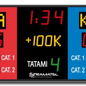 CKF Scoreboard Karate