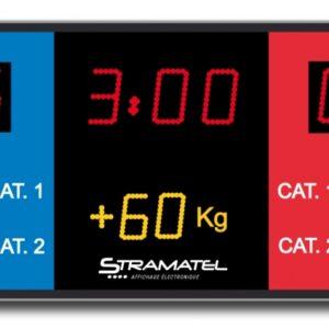 CKM Scoreboard Karate