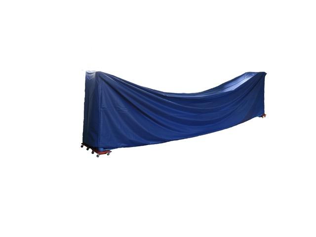 Beschermhoes voor opvouwbare boksring | 5 x 5 meter