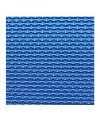 2 cm | T-relief | rood-blauw
