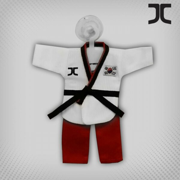 Poomsae poom dames-taekwondopak JCalicu | mini
