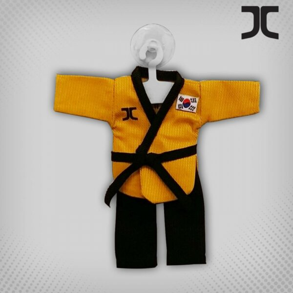 Poomsae hoge dan taekwondopak JCalicu | mini