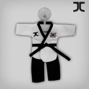 Poomsae-taekwondopak voor mannen JCalicu | mini