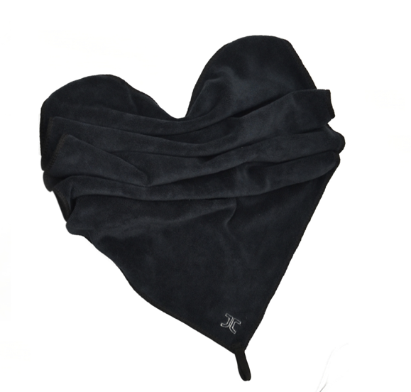 Sporthanddoek JCalicu | zwart