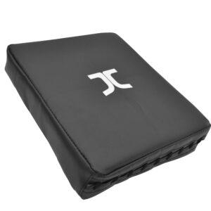 Taekwondo handpad (target mitt) JCalicu rechthoekig  zwart
