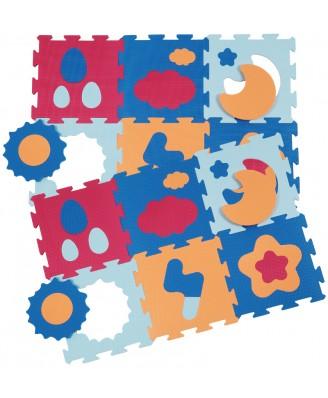 Puzzelmat met uitneembare delen Tatamix | 1