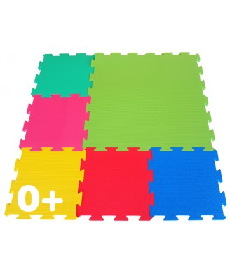 Kleurrijke speelmat Tatamix | 1