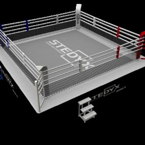 Wedstrijdring voor MMA Stedyx | 7 x 7 meter
