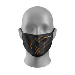 Mondmasker (herbruikbaar) met Nihon Sport-logo