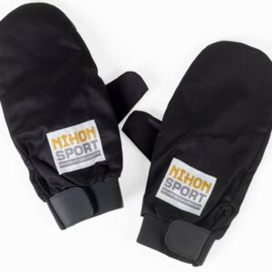 Binnenhandschoen (inner glove) Nihon | zwart