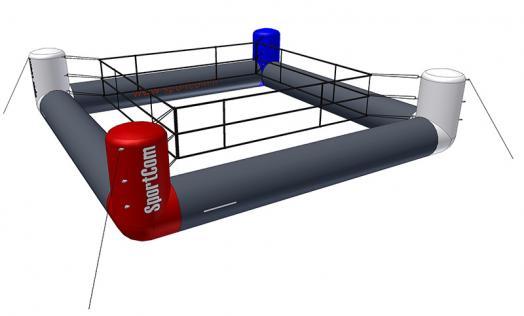 Opblaasbare boksring 6