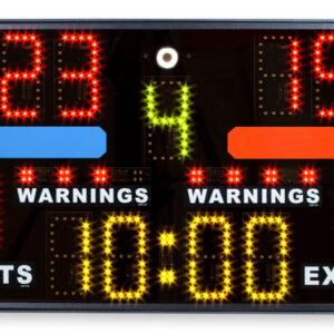 PS-KB  Scoreboard Kick-Boxing