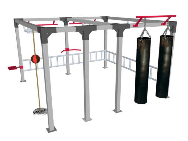 Crossfit rack Stedyx