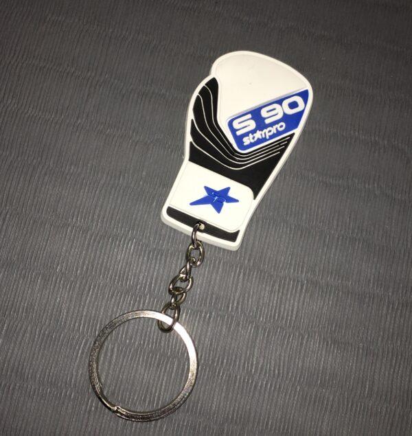 Starpro sleutelhanger S90 bokshandschoen rubber