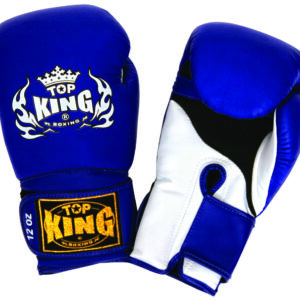 Top King Bokshandschoen Super Air Blauw (OP=OP)