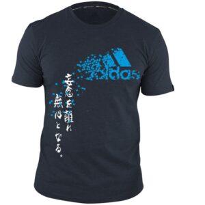 Graphic T- shirt Nightshade/Blue