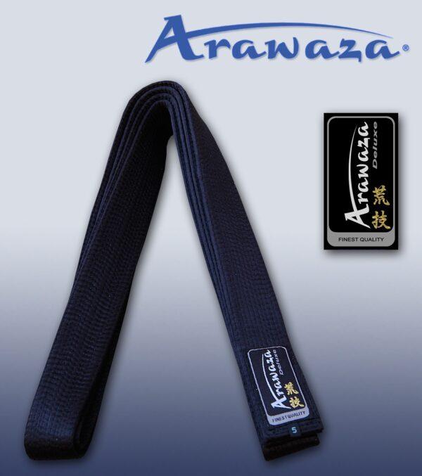 Karateband Arawaza | zwart