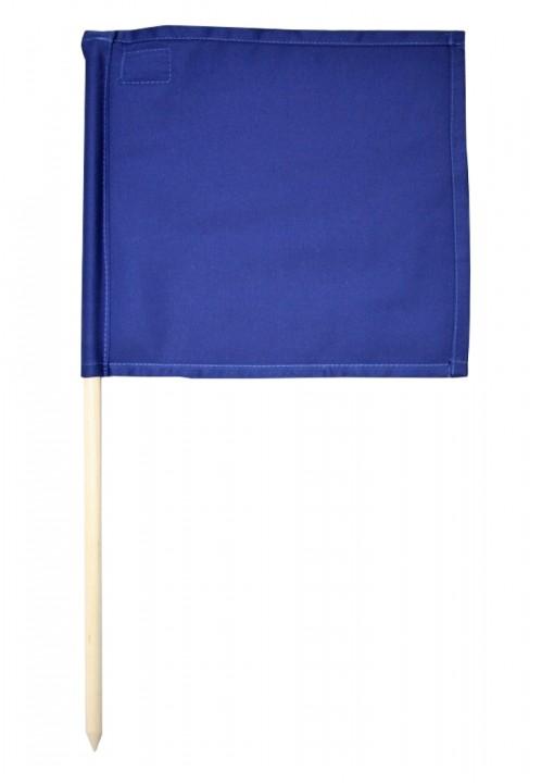Arbitervlag blauw