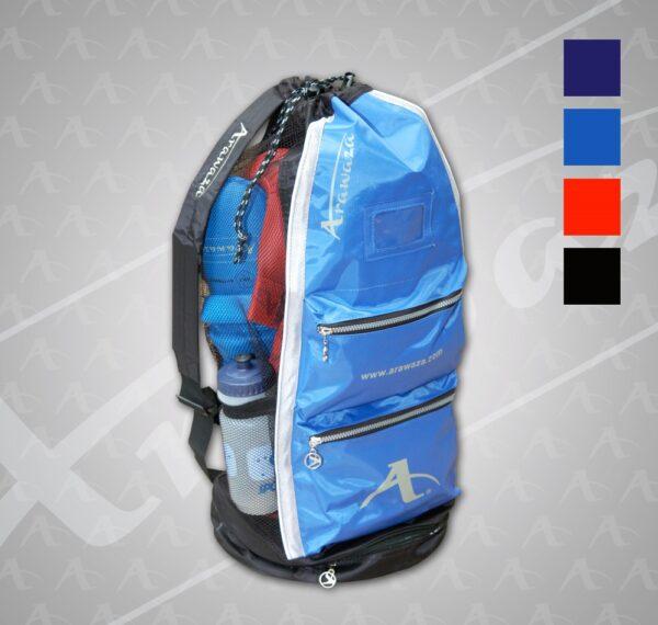 Arawaza gear bag | marineblauw