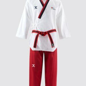 Poomsae taekwondo-pak poom (dobok) voor dames JCalicu | WT