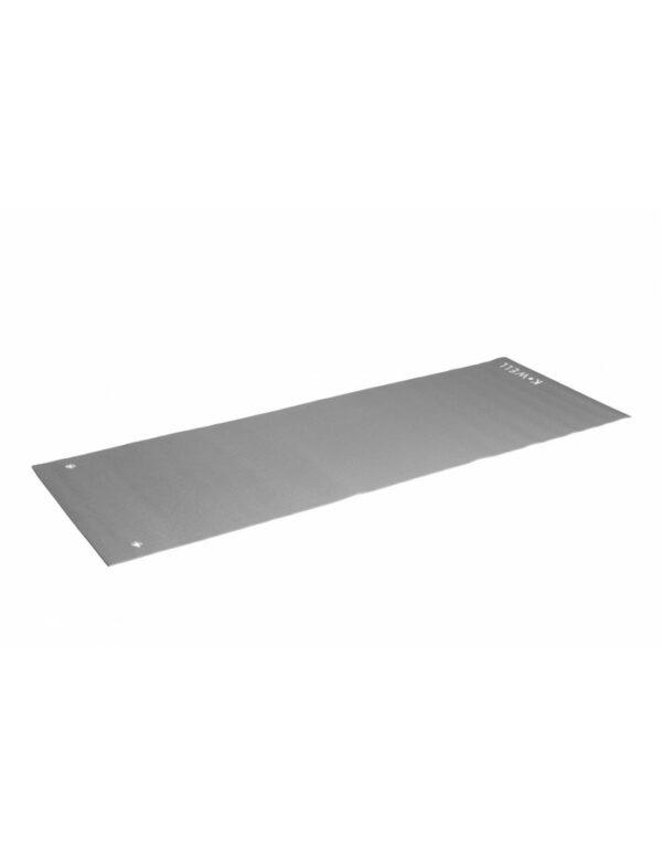 Yogamat / fitnessmat Kwell   grijs   170 x 60 x 0