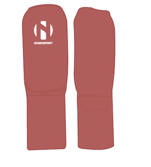 Scheen/wreefbeschermers Nihon   roze