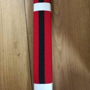 Adidas Belt Club bicolor Red/Black size 260