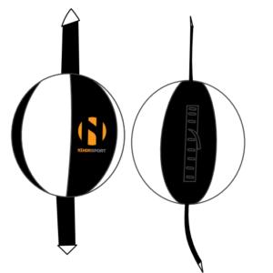 Double end bag Nihon | leer