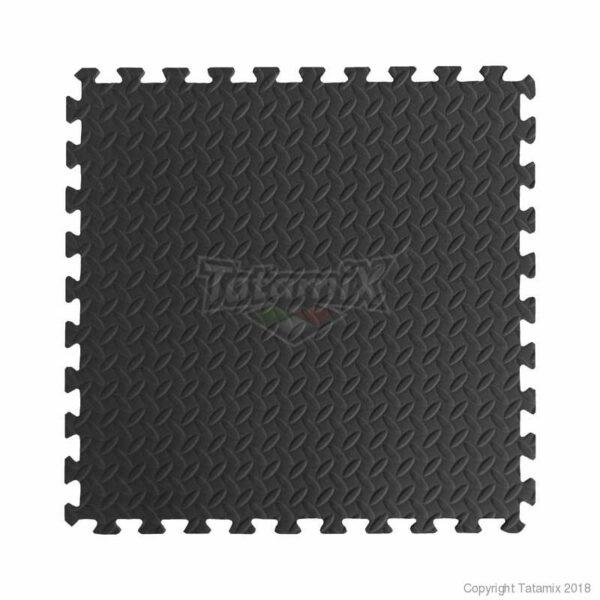 gym & spel Tatamix | 1 cm | zwart