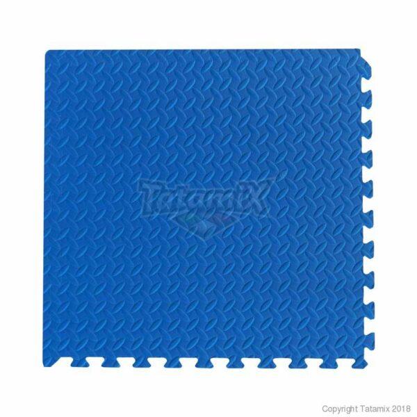 gym & spel Tatamix   1 cm   blauw