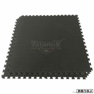 Gym- & fitnessmat Tatamix | 1 cm | rubber + EVA | 100 x 100