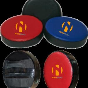 Stootkussen rond (focus mitt) Nihon I zwart