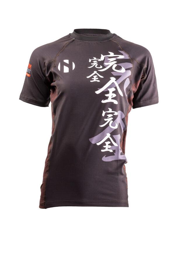 Nihon Rashguard Kanzen serie  OP = OP