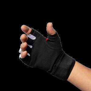 Binnenhandschoen performance quick wrap Nihon | rood-zwart