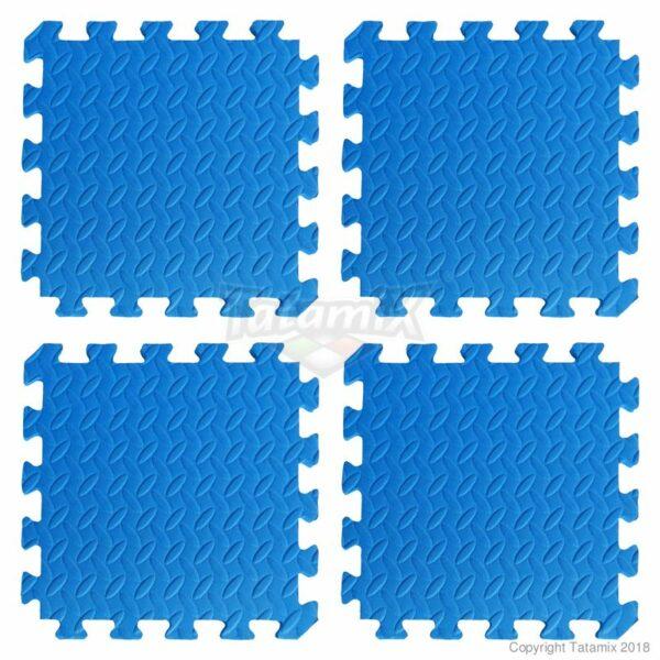 gym & spel Tatamix | 1 cm blue| minimum 10x