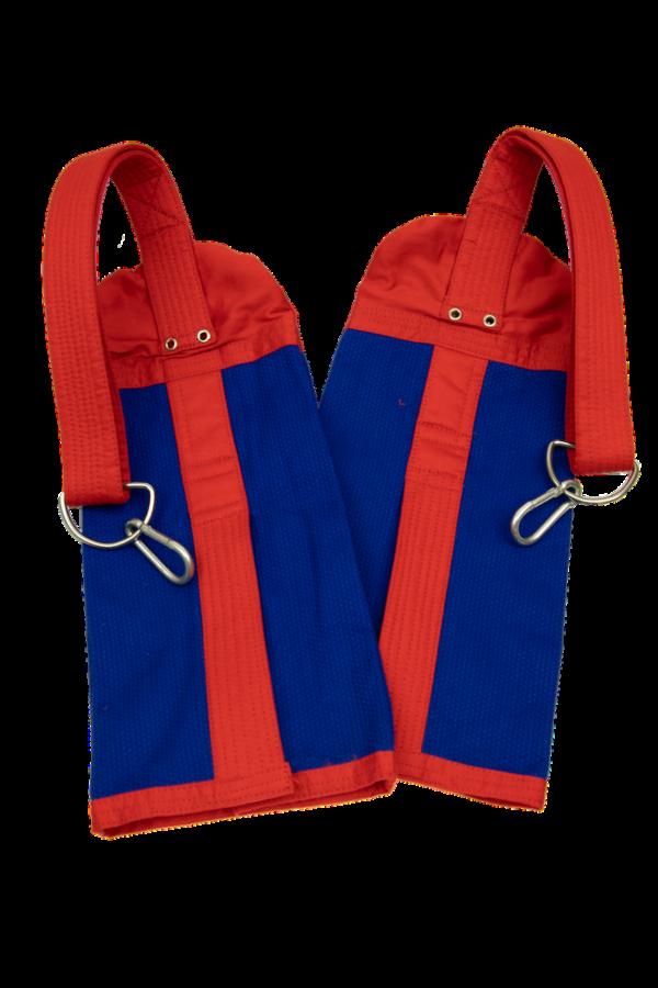 Griptrainer voor kumi-kata Nihon   set van 2   rood-blauw